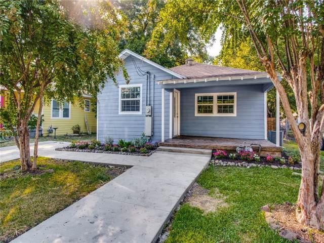 5222 Garland Avenue, Dallas, TX 75223 (MLS #14166302) :: All Cities Realty