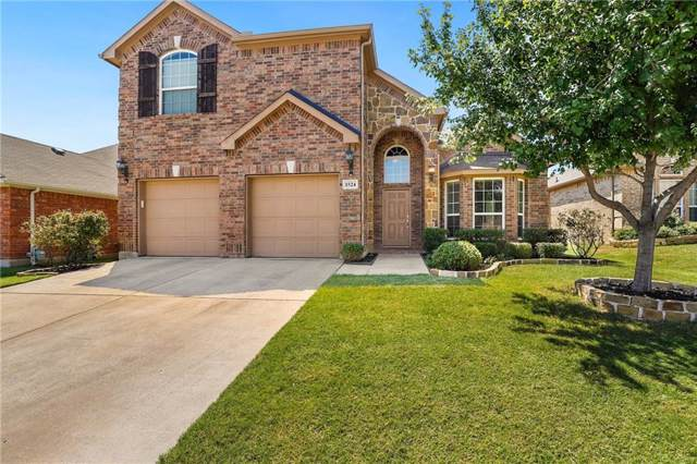 1524 E Somerset Road, Lewisville, TX 75067 (MLS #14166308) :: The Rhodes Team