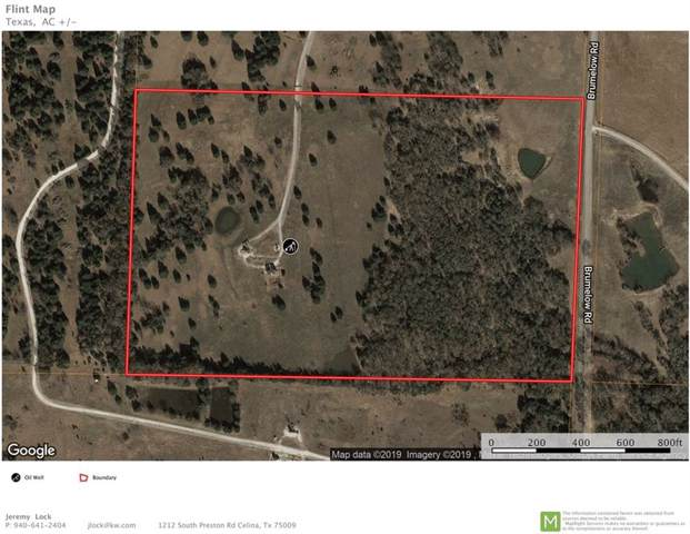 0000 Brumelow Road, Whitesboro, TX 76273 (MLS #14166318) :: Keller Williams Realty