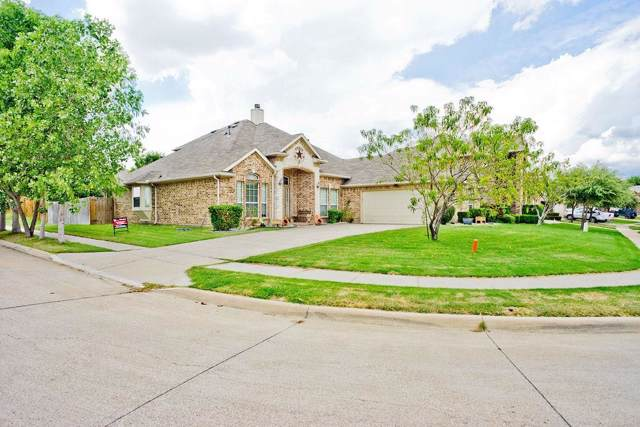 14001 Zippo Way, Fort Worth, TX 76052 (MLS #14166322) :: Real Estate By Design