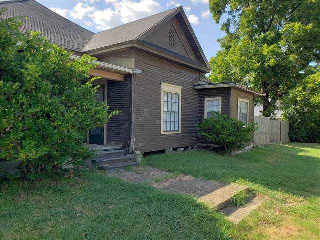 207 E Grove Street, Kaufman, TX 75142 (MLS #14166326) :: All Cities Realty
