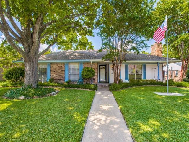 2505 Winterstone Drive, Plano, TX 75023 (MLS #14166327) :: The Good Home Team