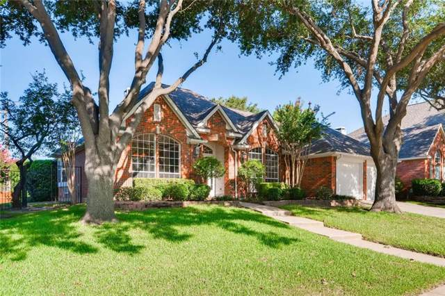 3159 Almond Drive, Flower Mound, TX 75028 (MLS #14166339) :: The Tierny Jordan Network