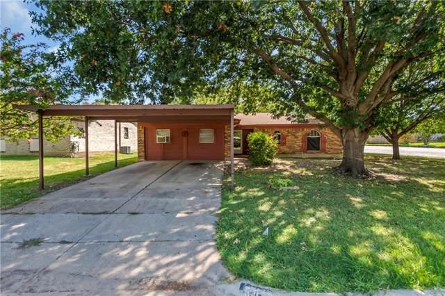 5916 Jackie Terrace, Watauga, TX 76148 (MLS #14166348) :: Tenesha Lusk Realty Group