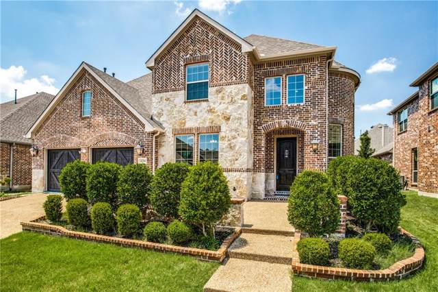 4204 Bobcat Lane, Mckinney, TX 75070 (MLS #14166362) :: Ann Carr Real Estate