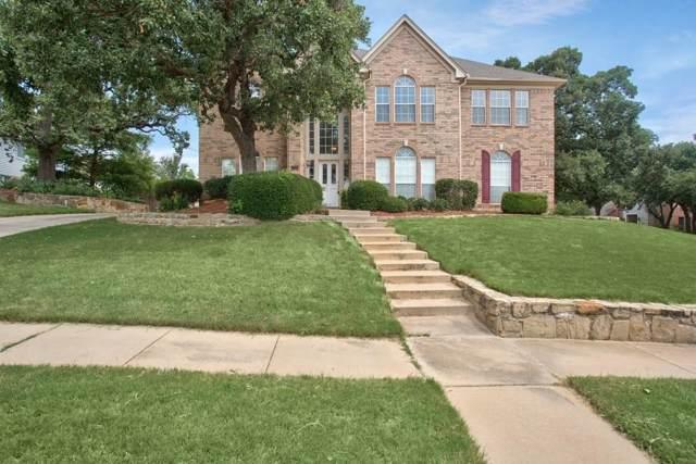 1700 Egret Lane, Southlake, TX 76092 (MLS #14166367) :: Kimberly Davis & Associates