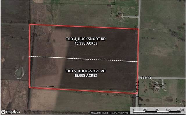 TBD 5 Bucksnort Road, Van Alstyne, TX 75495 (MLS #14166380) :: The Heyl Group at Keller Williams
