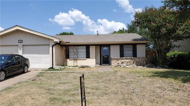 702 Melrose Drive, Richardson, TX 75080 (MLS #14166388) :: Tenesha Lusk Realty Group