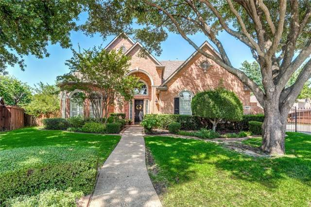 6911 Wandering Way, Colleyville, TX 76034 (MLS #14166397) :: Lynn Wilson with Keller Williams DFW/Southlake