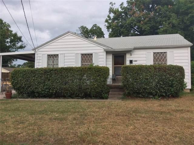 6914 Prosper Street, Dallas, TX 75209 (MLS #14166399) :: Kimberly Davis & Associates