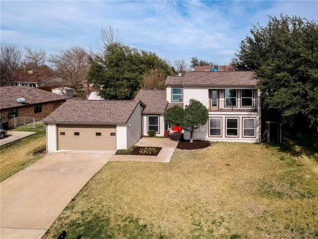 208 Scenic Drive, Heath, TX 75032 (MLS #14166408) :: Kimberly Davis & Associates