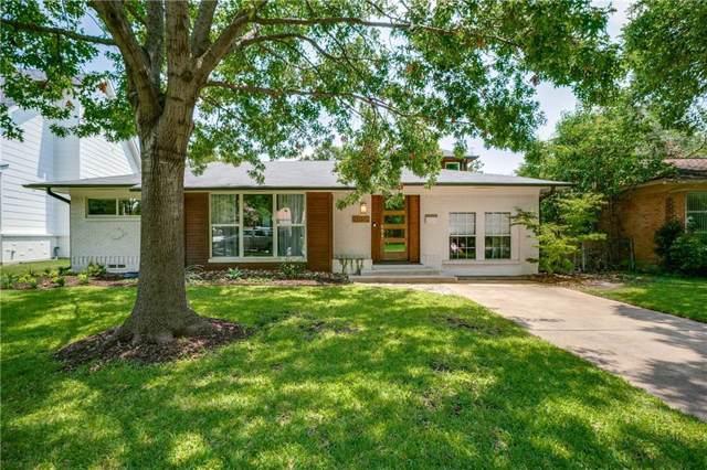 9058 Longmont Drive, Dallas, TX 75238 (MLS #14166414) :: Century 21 Judge Fite Company