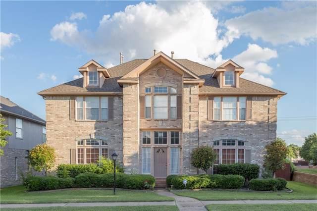 1320 Greenleaf Circle, Plano, TX 75025 (MLS #14166424) :: The Good Home Team