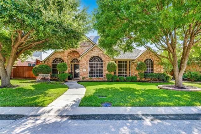 211 Ledgenest Drive, Mckinney, TX 75072 (MLS #14166427) :: All Cities Realty