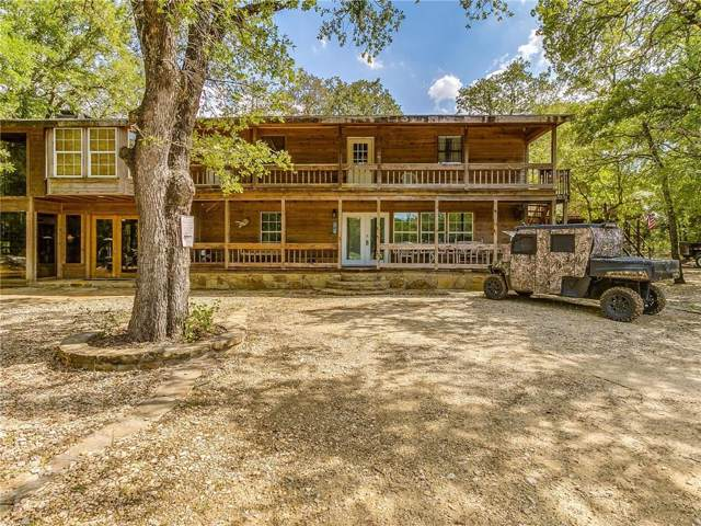 642 Hcr 2125, Whitney, TX 76692 (MLS #14166445) :: The Tierny Jordan Network