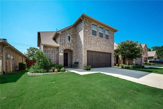 911 Kirby Drive, Argyle, TX 76226 (MLS #14166452) :: The Heyl Group at Keller Williams