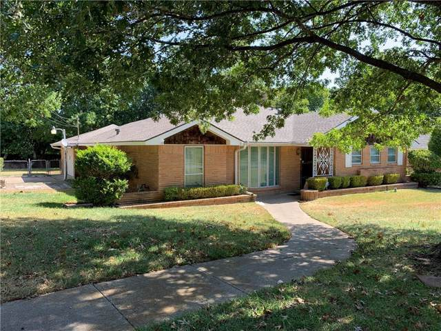 219 Timothy Trail, Duncanville, TX 75137 (MLS #14166453) :: Tenesha Lusk Realty Group