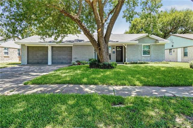 2702 Cumberland Drive, Mesquite, TX 75150 (MLS #14166471) :: All Cities Realty