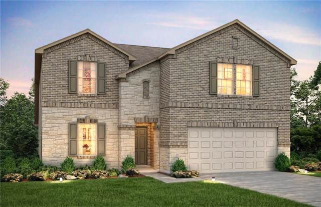 2107 Dorsey Drive, Forney, TX 75126 (MLS #14166494) :: The Real Estate Station