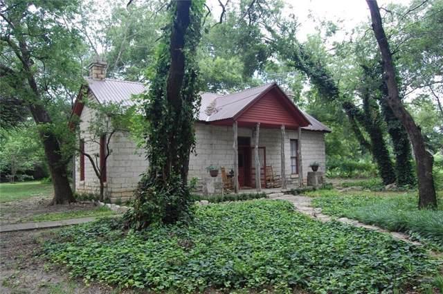 302 E Third Street, Hico, TX 76457 (MLS #14166506) :: Frankie Arthur Real Estate