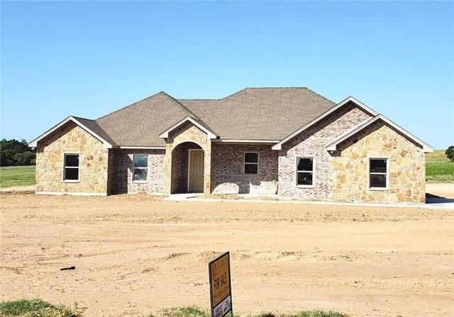 205 Crockett Creek Road, Stephenville, TX 76401 (MLS #14166533) :: Real Estate By Design