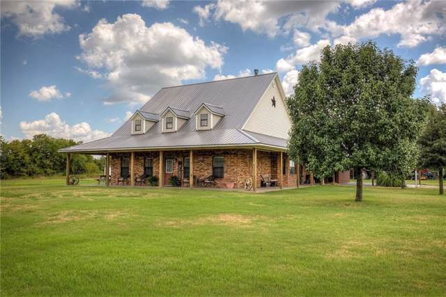 2607 County Road 1017, Celeste, TX 75423 (MLS #14166537) :: The Heyl Group at Keller Williams