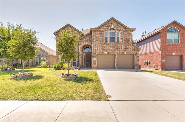 8368 Blue Periwinkle Lane, Fort Worth, TX 76123 (MLS #14166540) :: All Cities Realty