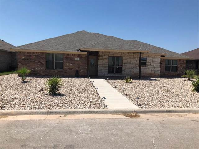 4125 Huntleigh Drive, San Angelo, TX 76904 (MLS #14166547) :: Real Estate By Design
