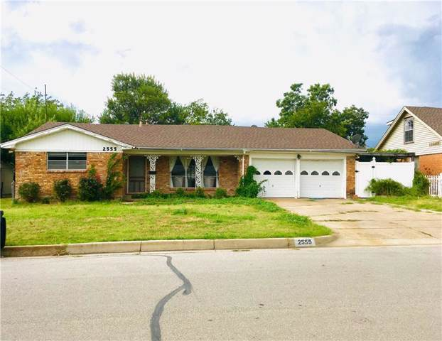 2555 Duringer Road, Fort Worth, TX 76133 (MLS #14166570) :: RE/MAX Town & Country