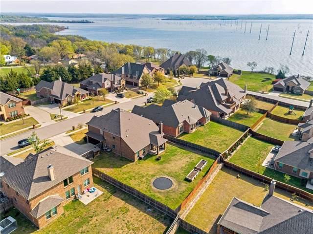 1813 Watermark Lane, Wylie, TX 75098 (MLS #14166598) :: Kimberly Davis & Associates