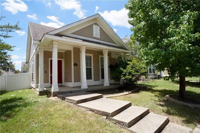 9814 Cedarcrest Drive, Providence Village, TX 76227 (MLS #14166626) :: Kimberly Davis & Associates