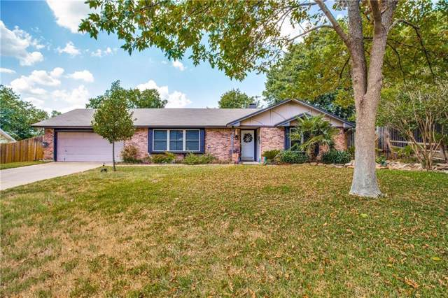 2916 Softwind Trail, Fort Worth, TX 76116 (MLS #14166638) :: Team Tiller