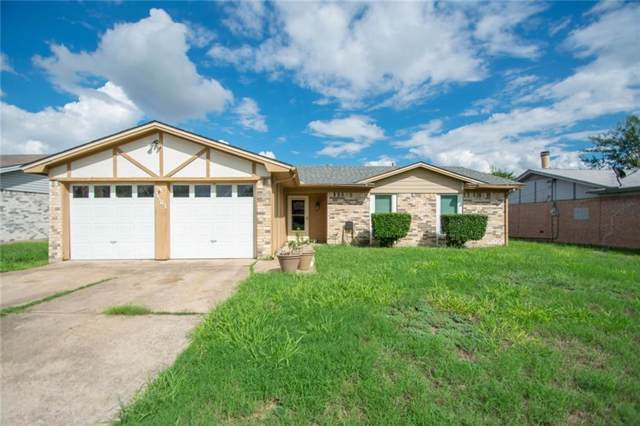 3503 Daniel Drive, Arlington, TX 76014 (MLS #14166648) :: The Paula Jones Team   RE/MAX of Abilene