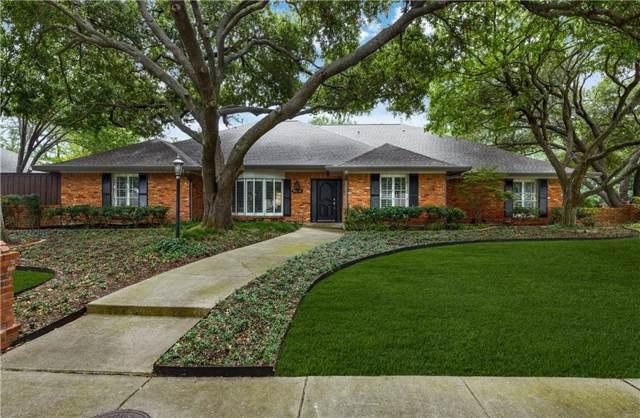 7138 Grand Oaks Road, Dallas, TX 75230 (MLS #14166654) :: The Real Estate Station