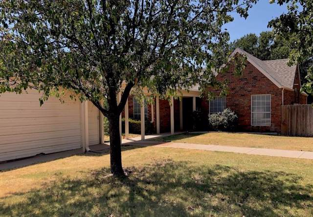 103 Mesa Spring Circle, Abilene, TX 79606 (MLS #14166675) :: The Tierny Jordan Network