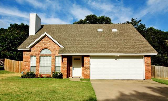 217 Camelot Drive, Weatherford, TX 76086 (MLS #14166686) :: The Paula Jones Team | RE/MAX of Abilene