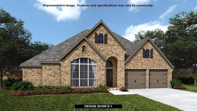 341 Cowling Drive, Little Elm, TX 75068 (MLS #14166701) :: The Real Estate Station