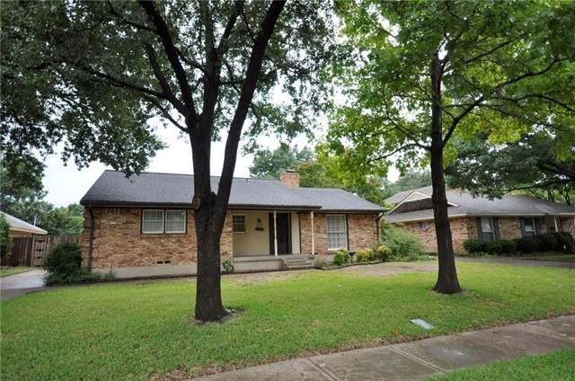609 Winchester Drive, Richardson, TX 75080 (MLS #14166719) :: Tenesha Lusk Realty Group