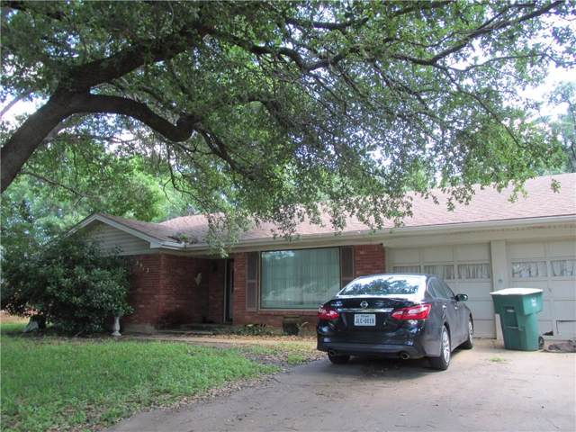 5913 Wonder Drive, Fort Worth, TX 76133 (MLS #14166746) :: The Tierny Jordan Network