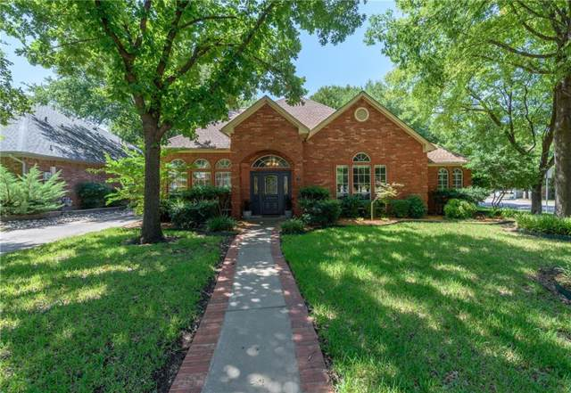 1100 Abbots Lane, Denton, TX 76205 (MLS #14166747) :: RE/MAX Town & Country