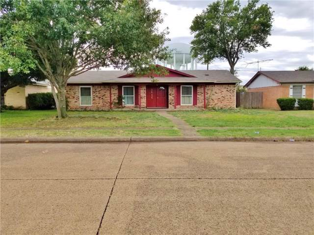3838 Burning Tree Lane, Garland, TX 75042 (MLS #14166752) :: The Good Home Team