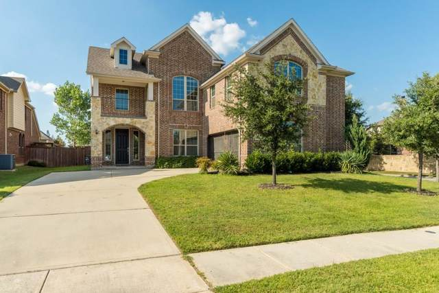 1832 Lewis Crossing Drive, Keller, TX 76248 (MLS #14166753) :: The Chad Smith Team