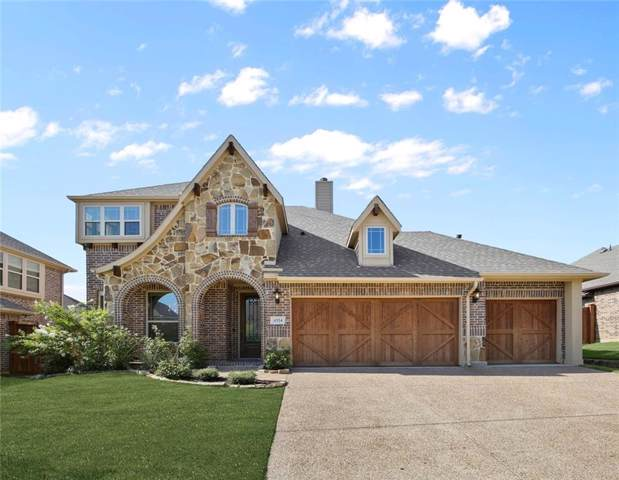 4324 Rustic Timbers Drive, Fort Worth, TX 76244 (MLS #14166758) :: All Cities Realty