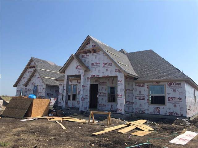 15008 Lost Wagon Street, New Fairview, TX 76078 (MLS #14166769) :: The Heyl Group at Keller Williams