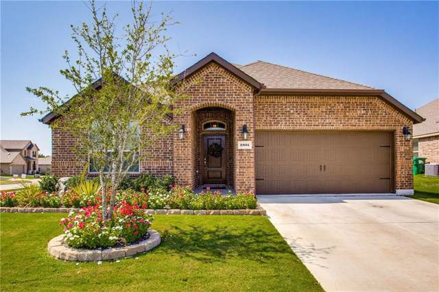 2801 Dominion Street, Denton, TX 76209 (MLS #14166771) :: Baldree Home Team