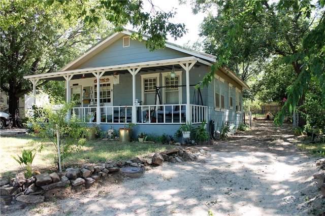 1310 S Green Street, Eastland, TX 76448 (MLS #14166778) :: Baldree Home Team