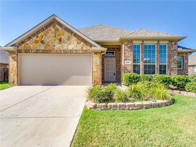 126 Sumac Drive, Waxahachie, TX 75165 (MLS #14166782) :: RE/MAX Landmark
