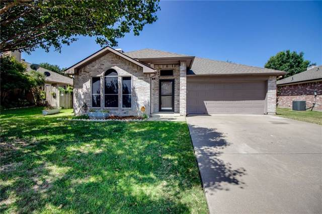 1409 Gray Dawn Drive, Midlothian, TX 76065 (MLS #14166798) :: The Hornburg Real Estate Group