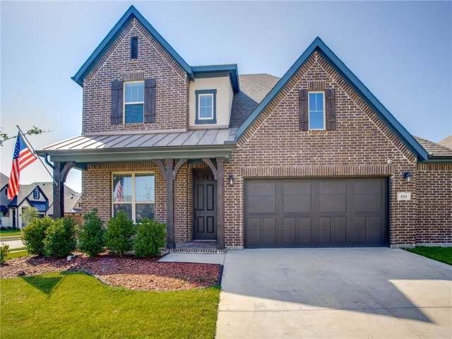 624 Wollford Way, Fort Worth, TX 76131 (MLS #14166808) :: The Real Estate Station