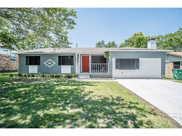 206 King Avenue, Howe, TX 75459 (MLS #14166827) :: Team Tiller